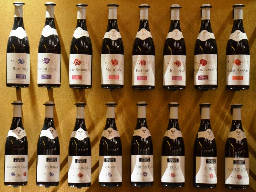 wino Beaujolais