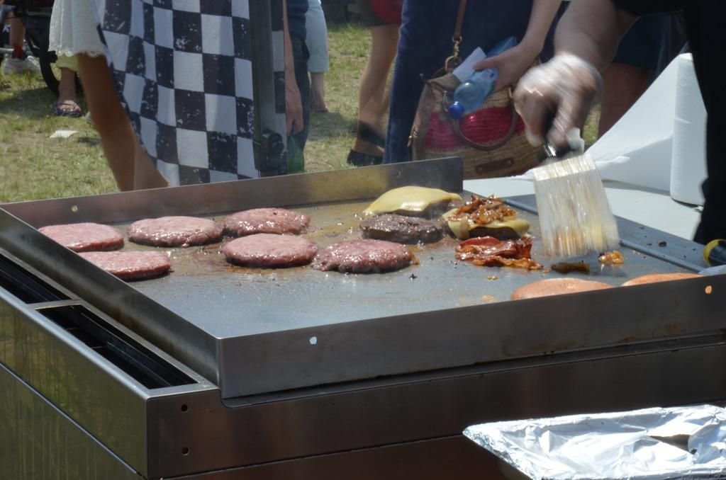 burgery się robią... :)