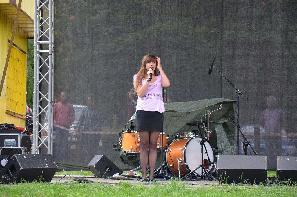 ja na scenie :)