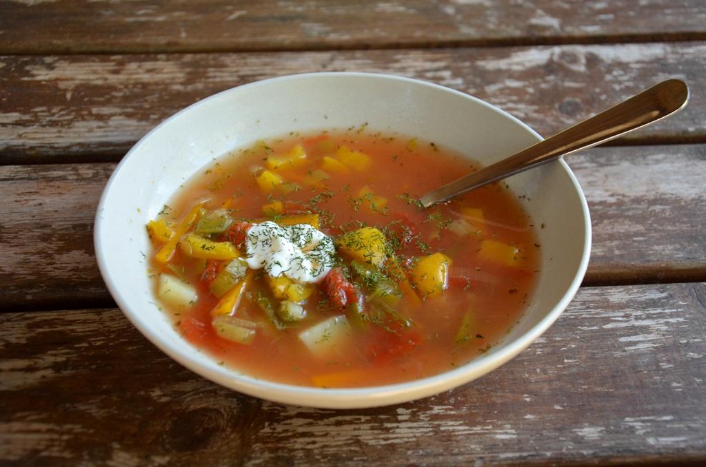 zupa ze szczupaka